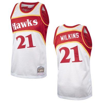 Atlanta Hawks #25 Alex Len Icon Black Swingman Jersey